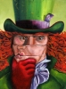 Mad Hatter in Green